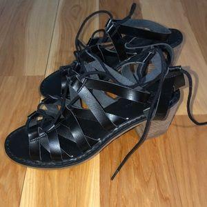 AEO chunky heels